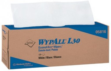 KIMBERLY-CLARK PROFESSIONAL 5816 WypAll L30 Wipers