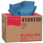 KIMBERLY-CLARK PROFESSIONAL 41041 WypAll X80 Towels