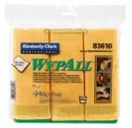KIMBERLY-CLARK PROFESSIONAL 83610 WypAll Microfiber Cloths