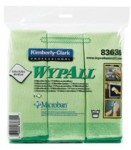 KIMBERLY-CLARK PROFESSIONAL 83630 WypAll Microfiber Cloths