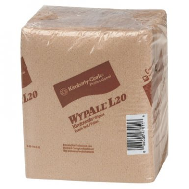 KIMBERLY-CLARK PROFESSIONAL 47011 WypAll L20 Wipers