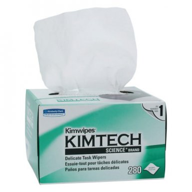 Kinedyne KCC34155CT KIMTECH* KIMWIPES* Delicate Task Wiper