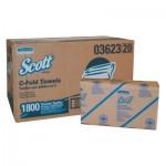 Kinedyne KCC03623 Scott C-Fold Paper Towels