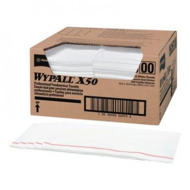 Kinedyne 6053 WypAll X50 Foodservice Towels