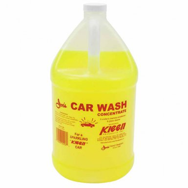 Kleen Products, Inc. 206 Joe's Concentrated Car Wash