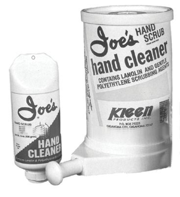 Kleen Products, Inc. 409 Joe's Hand Scrub