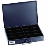 KLEIN TOOLS 54436 8-Compartment Boxes