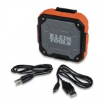 KLEIN TOOLS AEPJS2 Bluetooth Speakers with Magnetic Strap