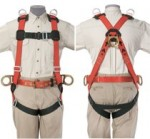 KLEIN TOOLS 87851 Full-Body Fall-Arrest/Positioning/Retrieval Harness
