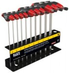 KLEIN TOOLS JTH610E Journeyman T-Handle Hex Key Sets