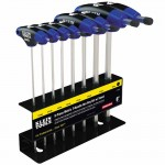 KLEIN TOOLS JTH68M Journeyman T-Handle Hex Key Sets