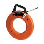 KLEIN TOOLS 56056 Multi-Groove Fiberglass Fish Tape