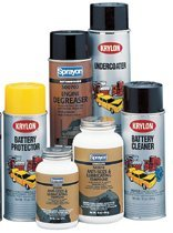 Krylon K01307 Battery Protectors