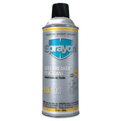 Krylon S00103000 Sprayon Rustbreaker Penetrants