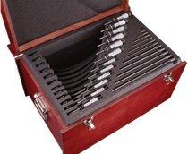L.S. STARRETT 52030 436 Series Outside Micrometer Sets