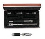L.S. STARRETT 53054 823 Series Tubular Inside Micrometer Sets