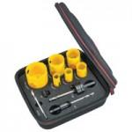 L.S. STARRETT KDC06041-N Deep Cut Plumbers Holesaw Kits