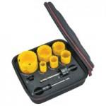 L.S. STARRETT KDC06042-N Deep Cut Electricians Holesaw Kits