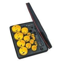 L.S. STARRETT KDC15061-N Deep Cut Industrial Holesaw Kits