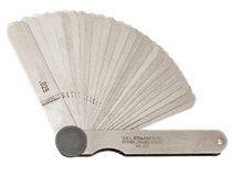L.S. STARRETT 55974 Metric Straight-Leaf Thickness Gages