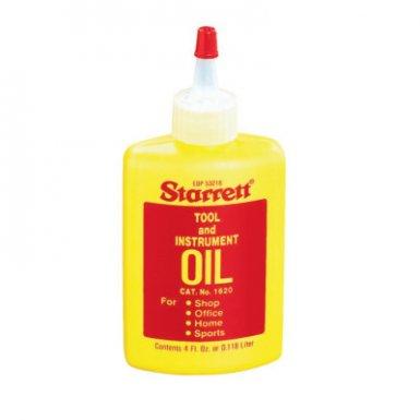 L.S. STARRETT 53216 Tool & Instrument Oils