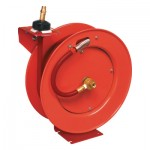 Lincoln Industrial Hose Reels for Air and Water Models 83753 and 83754, Series B