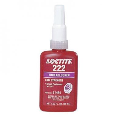 Loctite 231125 222 Threadlockers, Low Strength/Small Screw