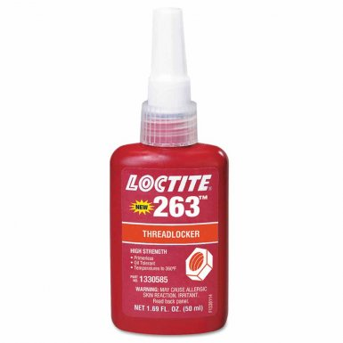 Loctite 1330585 263 High Strength Red Threadlockers