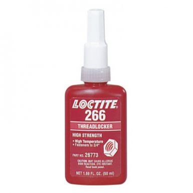 Loctite 232329 266 Threadlockers, High Strength/High Temperature