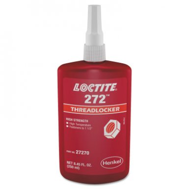 Loctite 195542 272 Threadlockers, High Temp/High Strength
