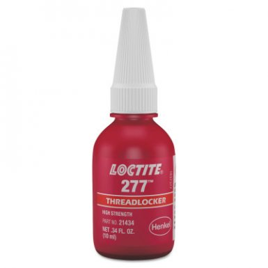 Loctite 231089 277 Threadlockers, High Strength