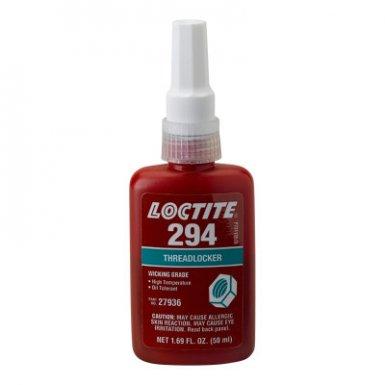 Loctite 232774 294 Threadlockers, Wicking Grade/High Temperature