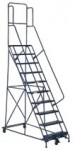 Louisville Ladder 921007A Rigid Casters