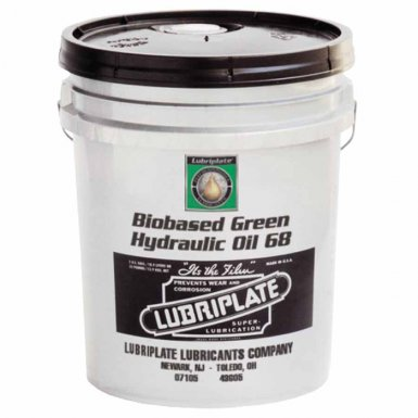 Lubriplate L1052-060 Bio-Based Hydraulic Oil, ISO 68