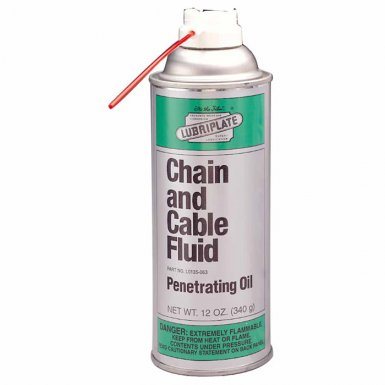 Lubriplate L0135-013 Chain & Cable Fluids