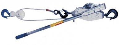 Lug-All 4000-20SH Cable Ratchet Hoist-Winches