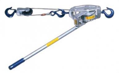 Lug-All 2250-20SH Cable Ratchet Hoist-Winches