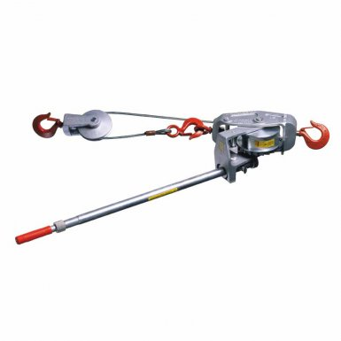 Lug-All 6000-15SH Cable Ratchet Hoist-Winches