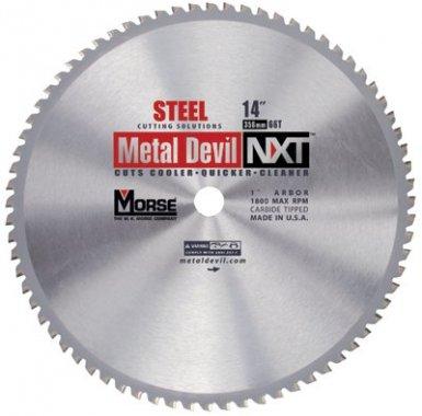 M.K. Morse CSM72548NSC Metal Devil NXT Circular Saw Blades