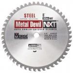 M.K. Morse CSM848NSC Metal Devil NXT Circular Saw Blades