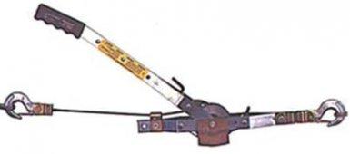 Maasdam CAL-2 Power Pull Hoists