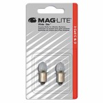 Mag-Lite LM2A001 Mag-Lite Mini AA Flashlight Replacement Lamps