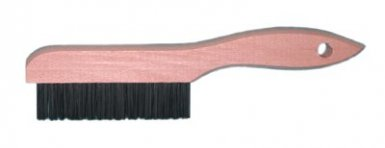 Magnolia Brush 388 Shoe Handle Wire Scratch Brushes