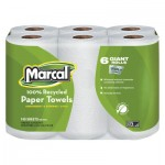 Marcal MRC6181PK 100% Premium Recycled Roll Towels