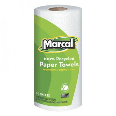 Marcal MRC6709 100% Premium Recycled Roll Towels