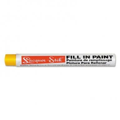 Markal 51121 Lacquer-Stik Fill-In Paint Markers