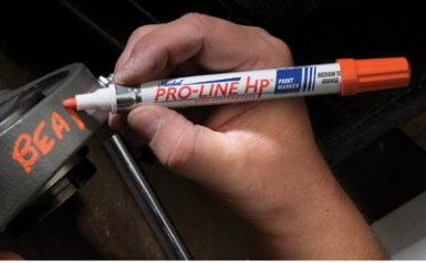 Markal 96965 PRO-LINE HP Paint Markers