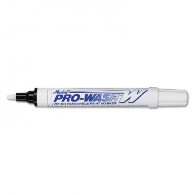 Markal 97030 Pro-Wash W Water Removable Paint Markers
