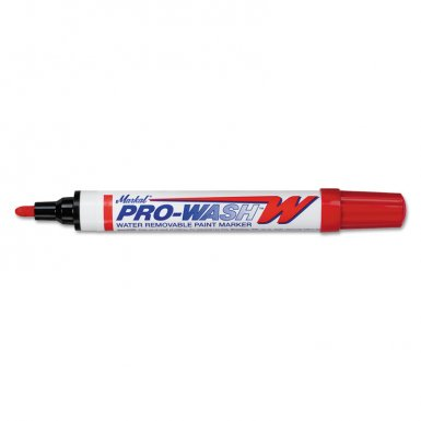 Markal 97032 Pro-Wash W Water Removable Paint Markers