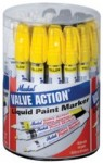 Markal Valve Action Paint Marker Counter Displays 434-96080